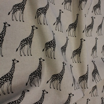 Natural Giraffe - Craft Cotton - Sold by the 1/2 metre