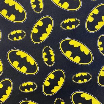 Batman Logo - Classic - Sold by the half metre