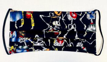 READY MADE MASK - Skeleton Band