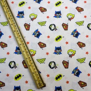 Super Hero Girls - Sold by the half metre