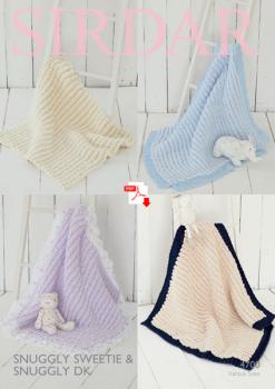 4700 - Sweetie - Blankets -(PDF)
