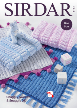 5193 - Sweetie Selection of Blankets - (PDF)