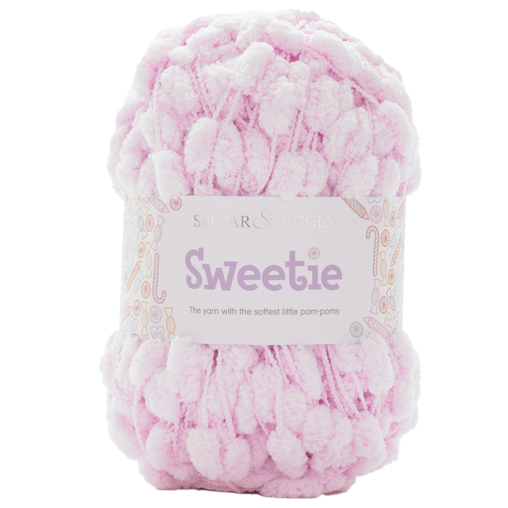 0402 - Sirdar Sweetie - Pearly Pink - Sold by the Ball