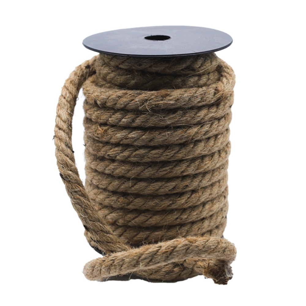 Natural Rope Cord - Sold by the Metre
