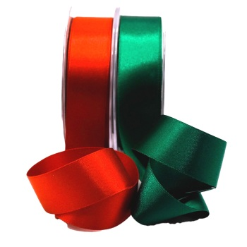 Double Sided Satin  Ribbon - per metre