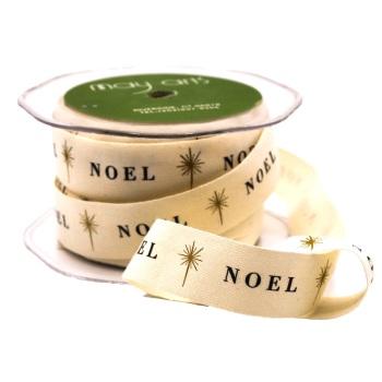 Noel on Cream - per metre