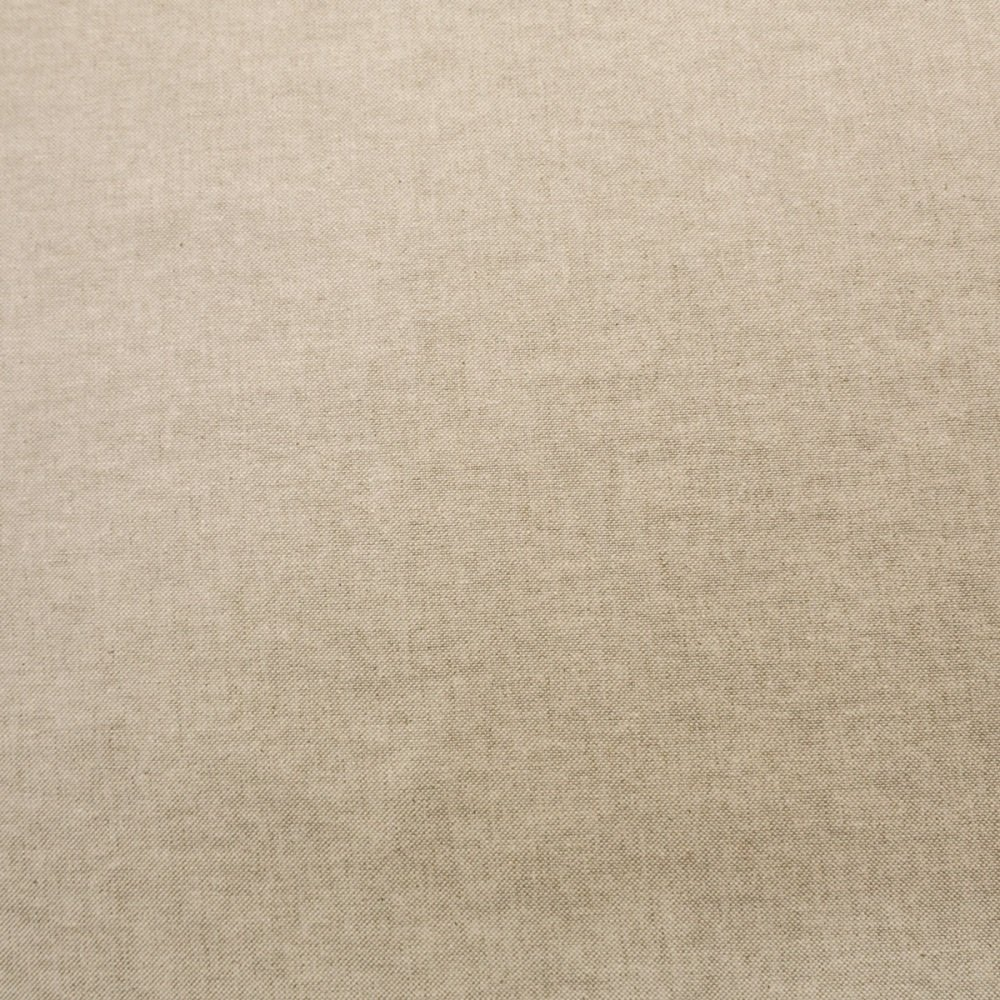 Natural Linen Look - per half metre