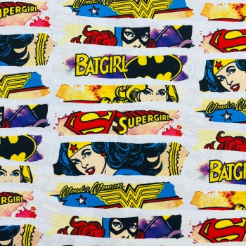 Wonder Woman/Batgirl/Superwoman  - Per Half Metre