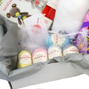 Crochet Box - Amagurami