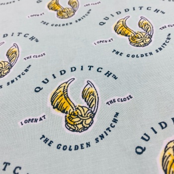 Harry Potter Quidditch - Per Half Metre