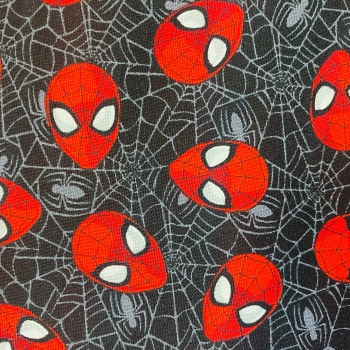 Spiderman - Per Half Metre