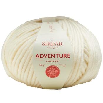 Super Chunky Yarn - 0100 - Polar
