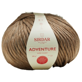 Super Chunky Yarn - 0102 - Frosted Earth