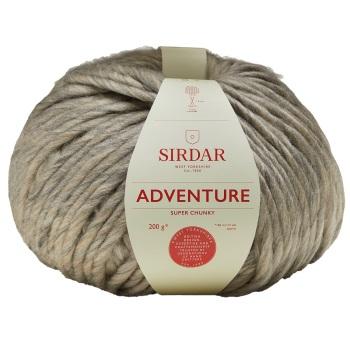 Super Chunky Yarn - 0103 - Silver Mist