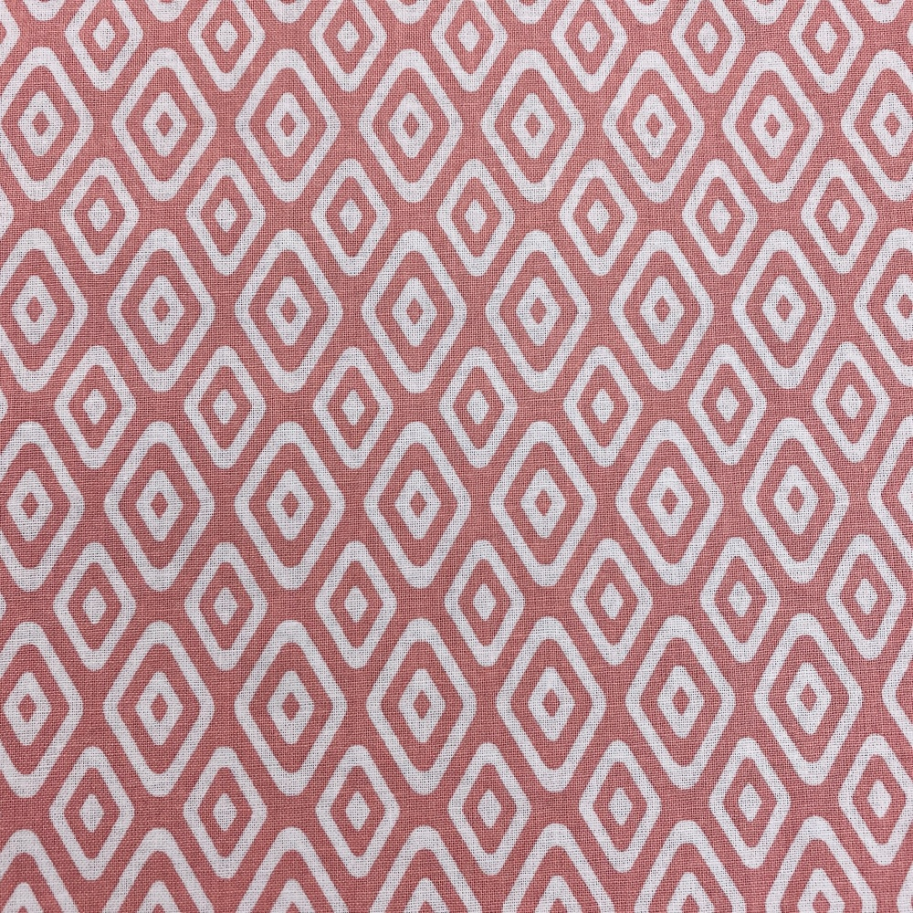 Dusky Pink Diamond - Per Metre
