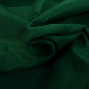100% Acrylic Bottle Green Felt - per half metre