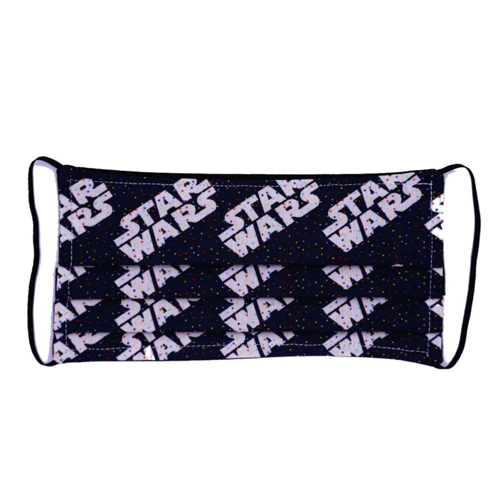 READY MADE FACE MASK - Star Wars Blue