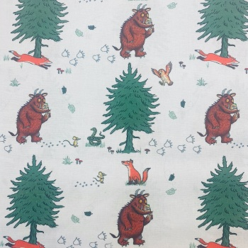 The Gruffalo Woodlands - Sold By Half Metre
