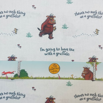 The Gruffalo Slogan - Per Half Metre