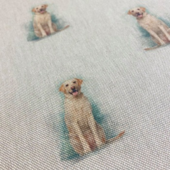 80% cotton/20% polyester Labrador - per half metre