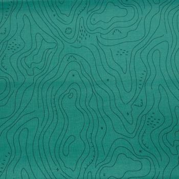 100% Cotton Lily Pad Collection by Debbie Shore - 95cm piece