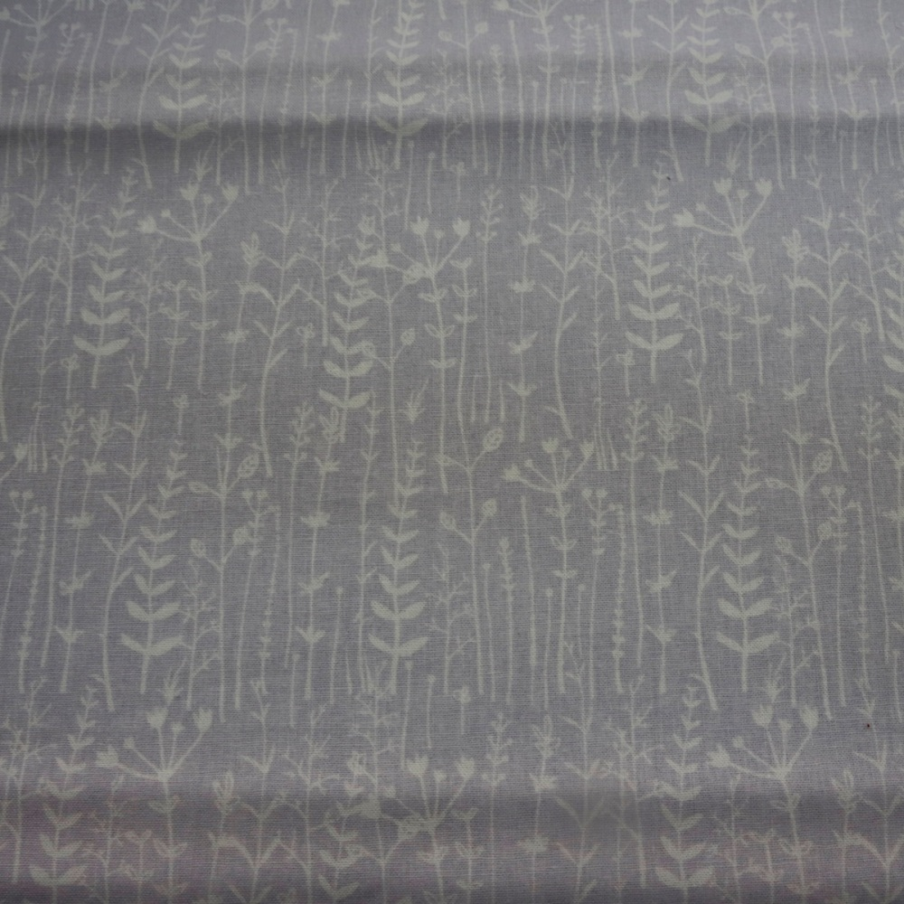 100% Cotton Lilac Sprig Print - 1.20 metres