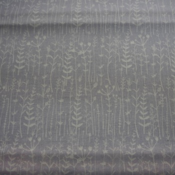 100% Cotton Lilac Sprig Print - 1.20 metres piece