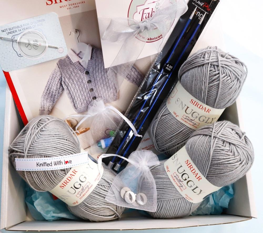 The Knitting Box - Boys 0-2yrs