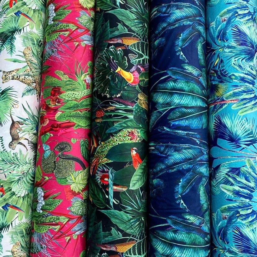 Tropical Velvets