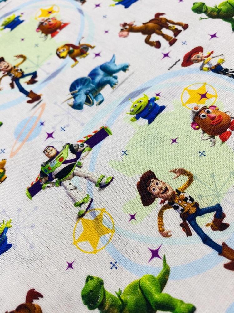 Toy Story - 100% Cotton - PER METRE