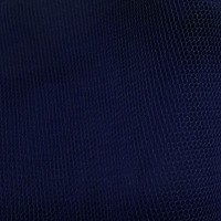 Dress nett - Dark blue - per metre