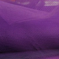 Dress nett - Purple - per metre