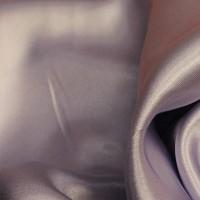 Pale Lilac Satin