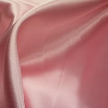 Pink Poly Satin