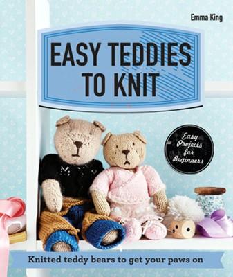 Easy teddies to knit