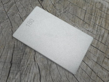 Double Sided Credit Card Stone - 180/300 grit (25-CC-CX)