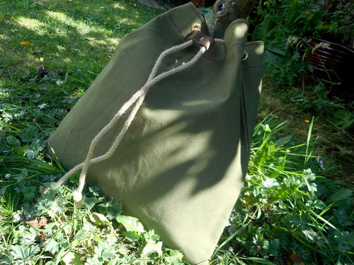 Heavy Duty Canvas Tote Bag (Large)