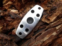 'The Fire Buddy' - Bow Drill Bearing Block /Thumb Loop Hand Drill/Traditional 'Flint & Steel' & Ferro Rod Striker (85-1420)