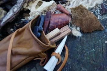 steel and tinder-Beaver Bushcraft