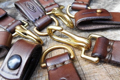 BESPOKE - Leather Belt Loops