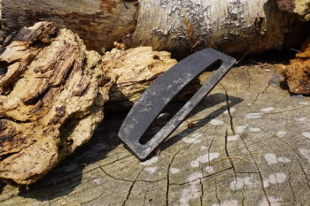 Fire-Pouch Fire Steel by DWB for beaver bushcraft