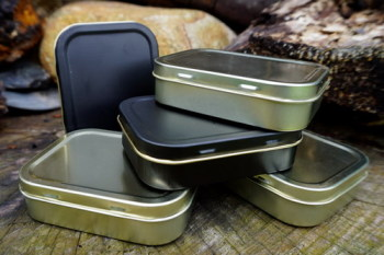 Beaver Bushcraft - Classic 1oz Tobacco Tin