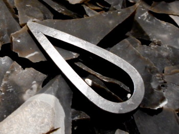 Fire-Fire steel-A K-Viking Tear drop generic pic