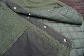 Waistcoat by Green Outdoors for Beaver Bushcraft