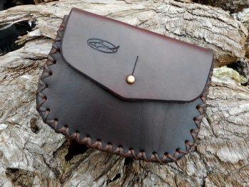Leather-gussteed-mahogany-front veiw