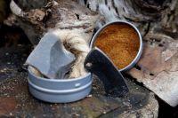 Fire new mini round tinderbox by beaver bushcraft