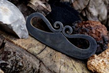 Curly Viking Striker - Traditional 'Flint & Steel' - 60mm (85-1956)