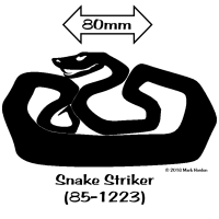 85-1223 Snake Striker bw