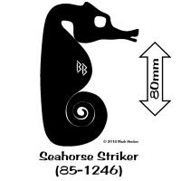 85-1246-BB Seahorse Striker bw