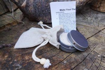 Make-Your-Own-Mini Char Cloth Kit (85-4101)